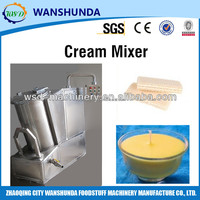Cream mixer machine in wafer biscuit production line