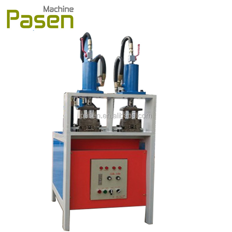 Automatic eyelet punching machine / pipe puncture machine / automatic punching machine
