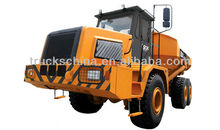 BZK Brand 40 TONS off-road 6x6 Articulated Dump Truck for sale