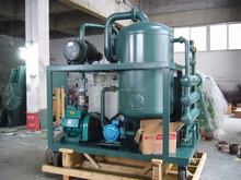 DBYD-100 mineral transformer oil purifier,oil purifying system unit