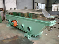 Vibration drying machine for ammonium sulfate
