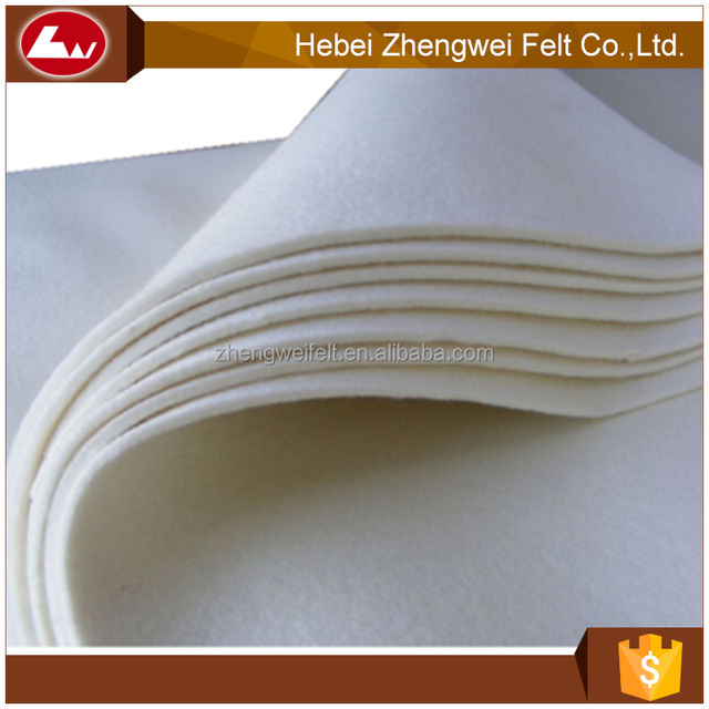 1mm 3mm 5mm 8mm thick wool felt for industry