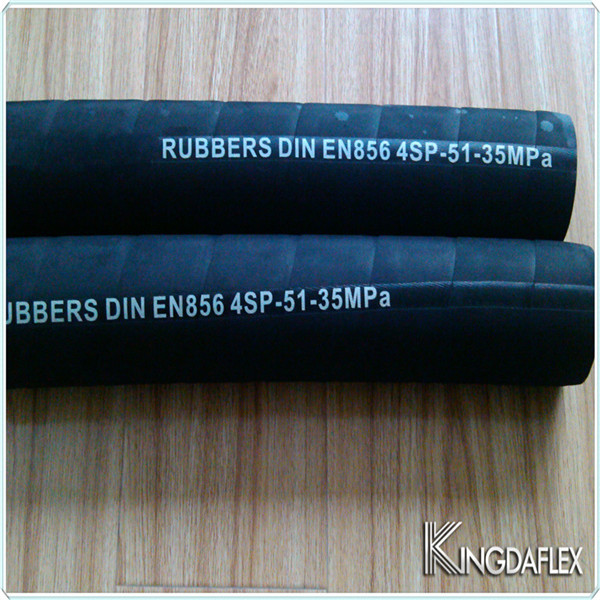 Professional Manufacturer Competitive Price Flexible DIN EN853 1SN Hydraulic rubber hose 1sn china factory price