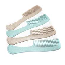 Disposable hotel Corn starch comb recyclable Biodegradable material hairbrush