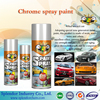 Reflective Aerosol Spray Paint for car /graffiti painting/water proof spray paint