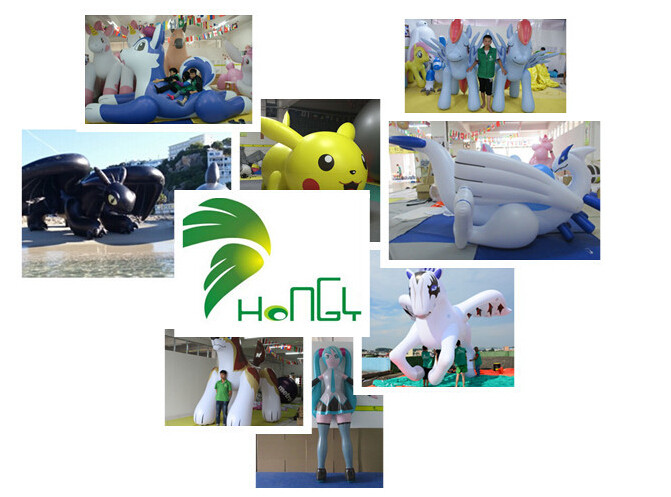 Outdoor Promotional Event Decoration Inflatable Figures Climber Model Character