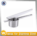 High Quality Stainless Steel Potato Ricer ,Potato ricer
