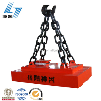 High Quality Crane Magnet Lifting, Magnetic Lifter