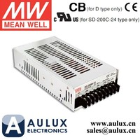 Mean Well SD-200B-48 200W 36V to 48V Converter Meanwell 200W DC DC Converter