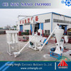 SZLH Ring-die type grass pellet mill line suitable for cattle farm