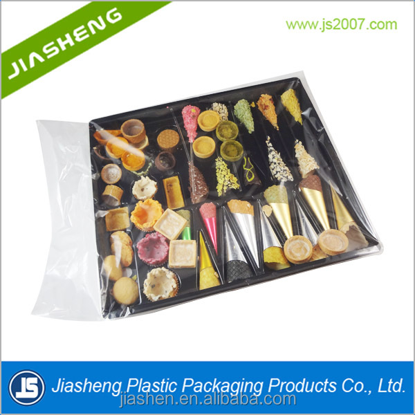 chocolate box packaging plastic blister tray insert packing