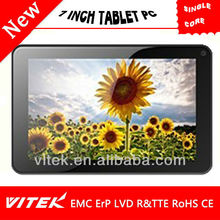 RK2928 single core for 7inch Tablet PC