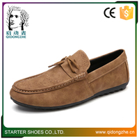 Brazil imported leather men casual loafers fashion shoes for men