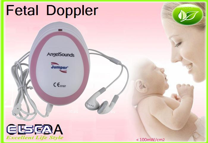 Pocket Fetal Doppler baby doppler Mini size CE FDA