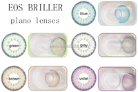 6 colors EOS cosmetic contact lenses