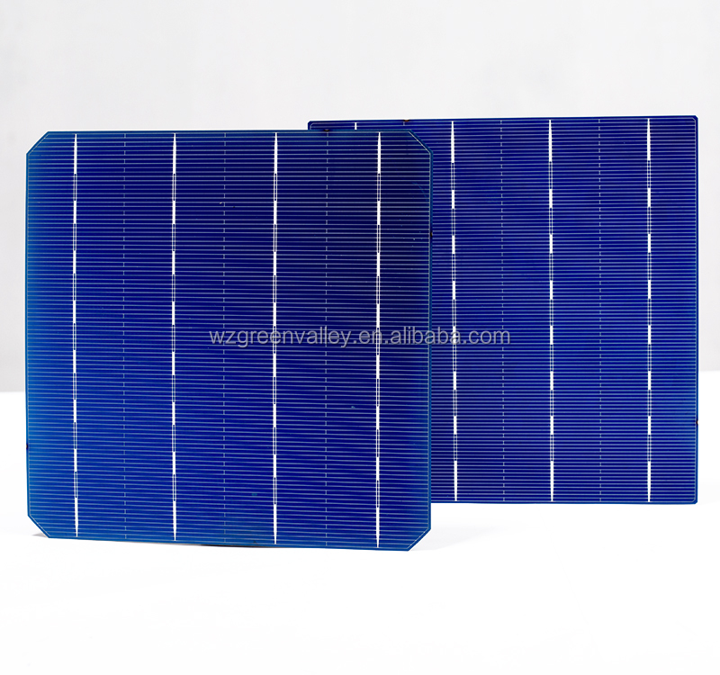monocrystalline solar cells 156x156 4BB factory in china