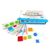 Magic String Kids Toys Education Wooden
