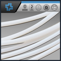 3mm od plastic teflon pipe ptfe tubes/pipes