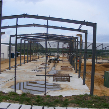 Q345 Cheap Steel Structure Making Shed Industrial Workshop shed