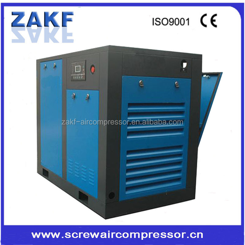 22KW direct high pressure electric air compressor with ZAKF brand