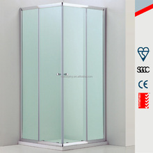 Hot sale simple sliding glass shower room for home SC001