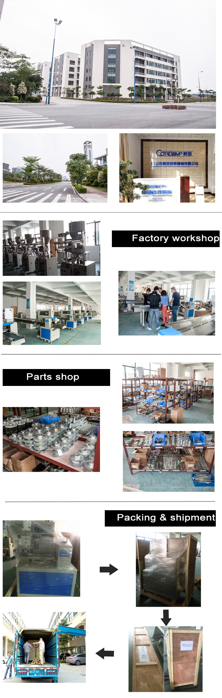 Automatic Horizontal Flow coffee pod Packing Machine factory iso ce