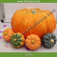 High-Grade Quality Artificial Pumpkin For Halloween Holiday Display