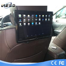 Auto Rear seat entertainment 10.1 inch lcd car headrest android monitor