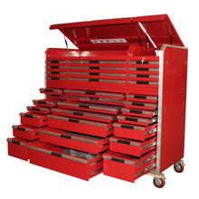 Heavy Duty Tool chest with drawers and aluminum handle