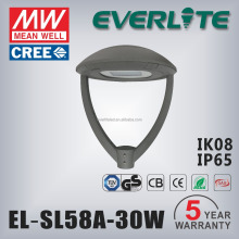 30W Outdoor LED Post-top lantern / LED Garden Lamp / LED Path Light - EL-SL58A