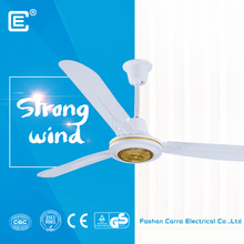 Electrical 56inch 12v dc solar powered dc ceiling fan home appliances