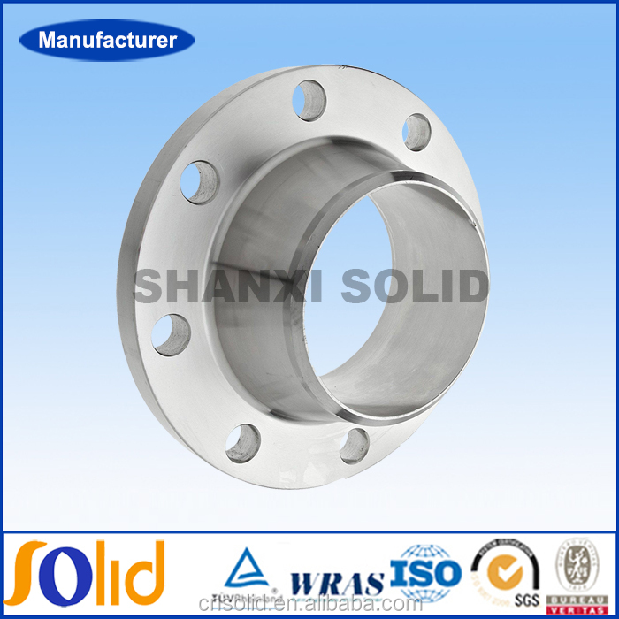Carbon Steel raised face weld neck flat face flange