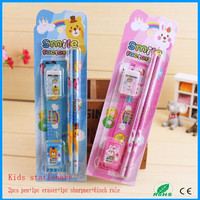 Back To School Kids Stationary Set
