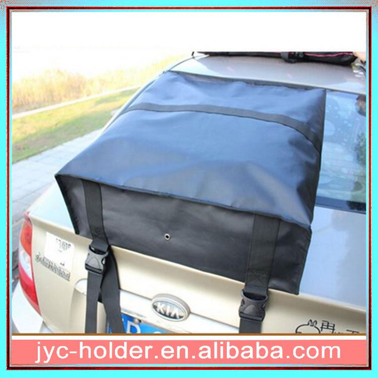 soft roof top cargo bags ,H0T017 cargo bag fabric , camping storage bag