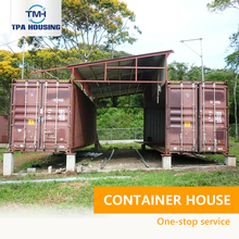 Shenzhen The Best Quality Steel Frame Smart Container House Self Contained Sea Container House