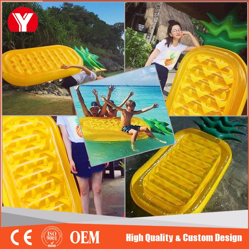 High quality inflatable swan pool float