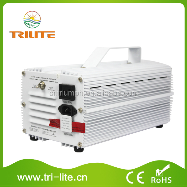 Aluminum Case1000W Magnetic Ballast For HID Lamp