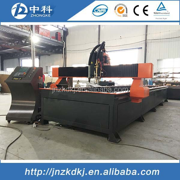 good price steel sheet cnc plasma cutting machine