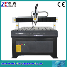 CNC Machine CNC Router Engraver 9015 With Mach3 Control 3.2Kw Spindle 900*1500mm ZK-9015
