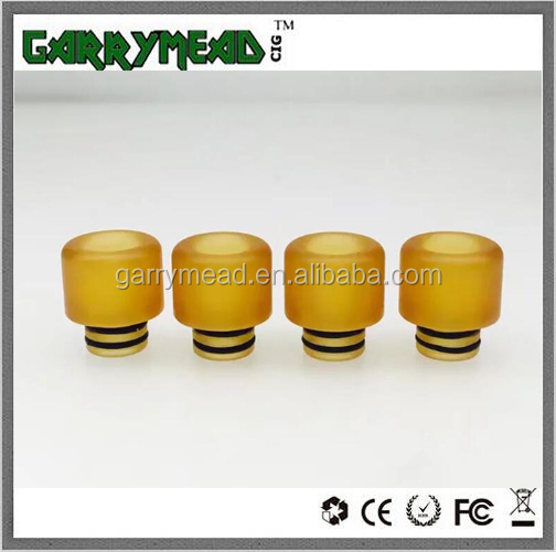 Chinese supplier products epoxy resin 510 Drip Tips Dual O rings 510 PEI drip tip 510 atomizer drip tip,rda drip tip vape drip t
