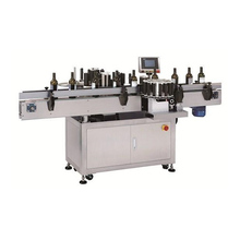 High speed 500W paper tube labeling machine with printer semiautomatic