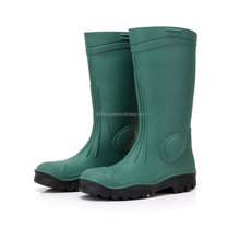 Heavy Duty Rain Cover, Security Neoprene Rain Boots, Safety PVC Boots Steel Toe