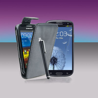 Flip Leather Case Cover Skin Holster for Samsung Galaxy S3 III i9300
