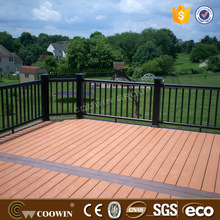 Weather resistance waterproof cheap outdoor pvc material boat decking