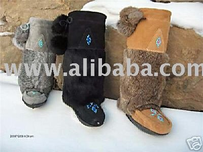 Authentic Canadian Mukluk Boots, Mukluks Moccasins