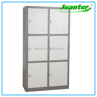 Factory direct KD structure steel locker cabinet, changing room locker