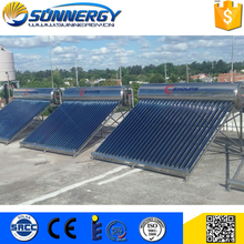 Top Quality non pressure solar water heater for Kenya With Good Service