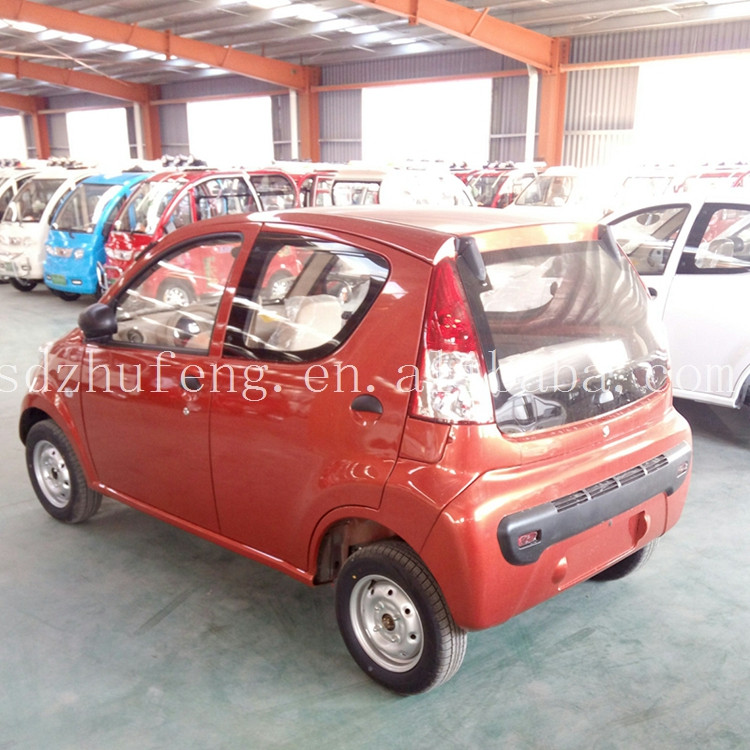 2017 special smart poen four seat pedal electric car