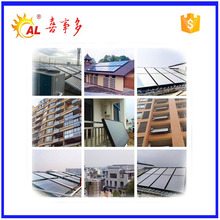 rooftop solar water heater swimming pool