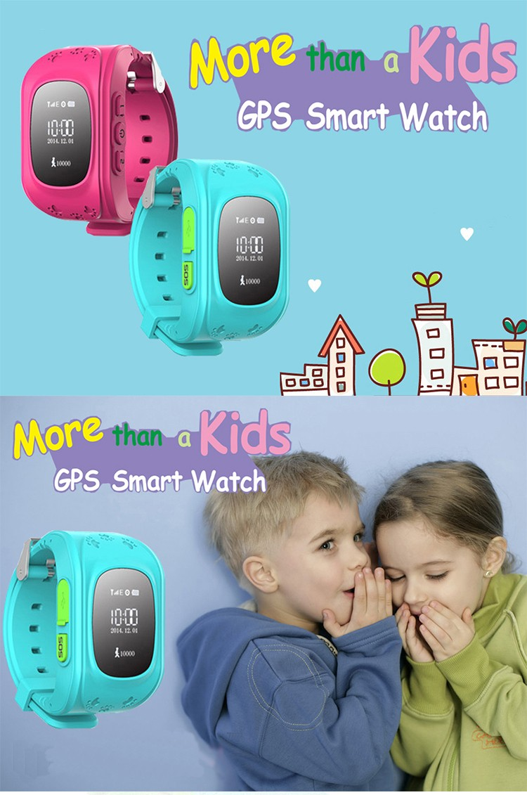 Cheap and best 2018 smart watch for kid g36 sim card gps tracker watch